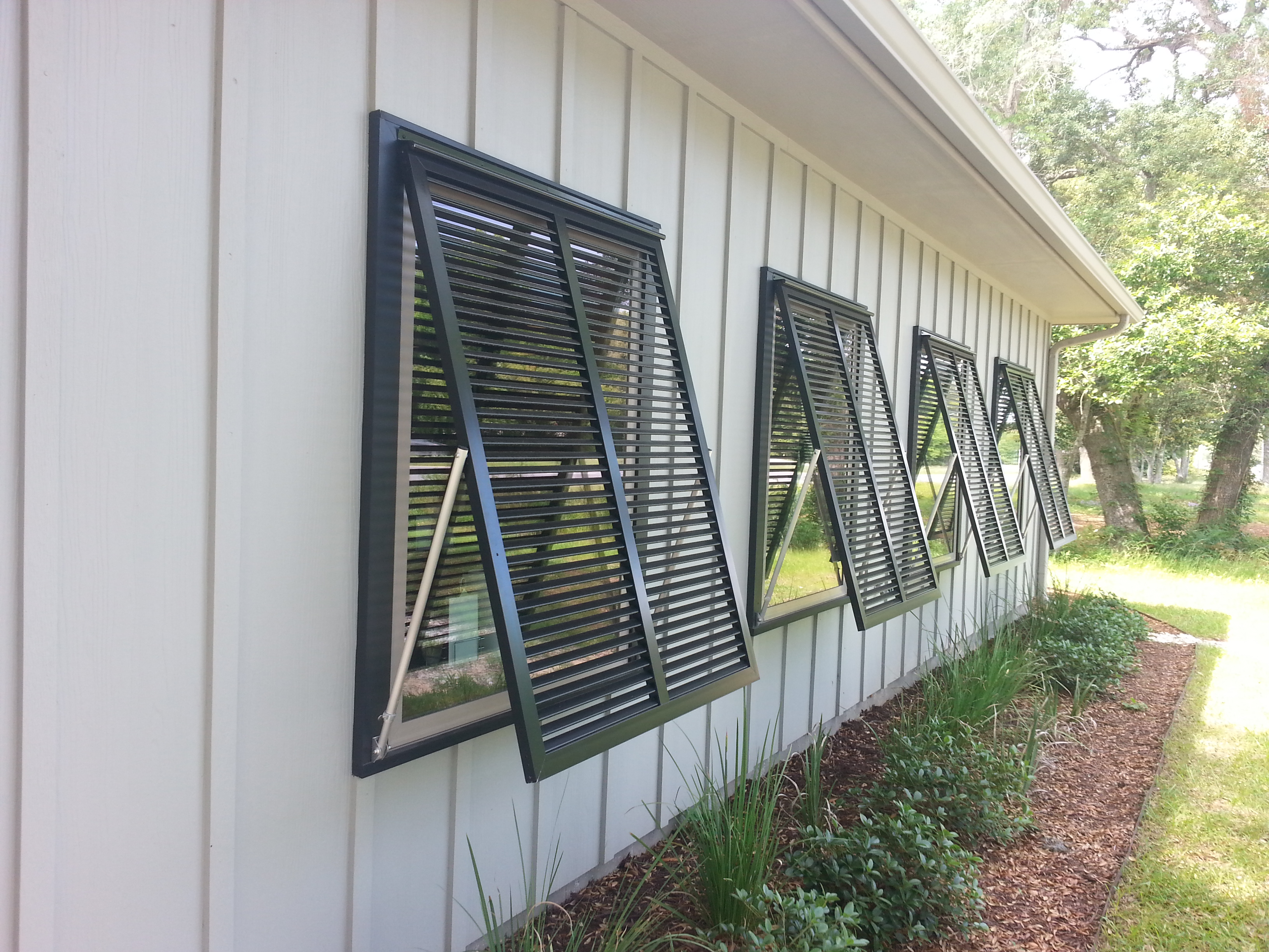 Outside bahama shutters home design for Bahama shutter plans